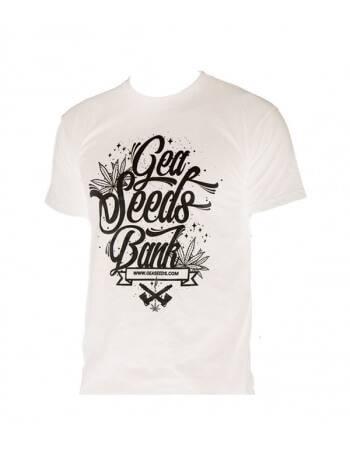 Camiseta lettering Gea Seeds