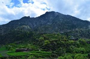 Montañas del Hindu Kush