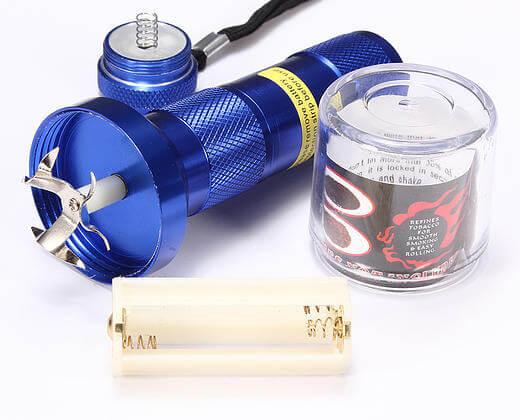 grinder electrico
