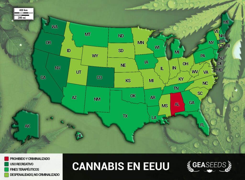 cannabis map