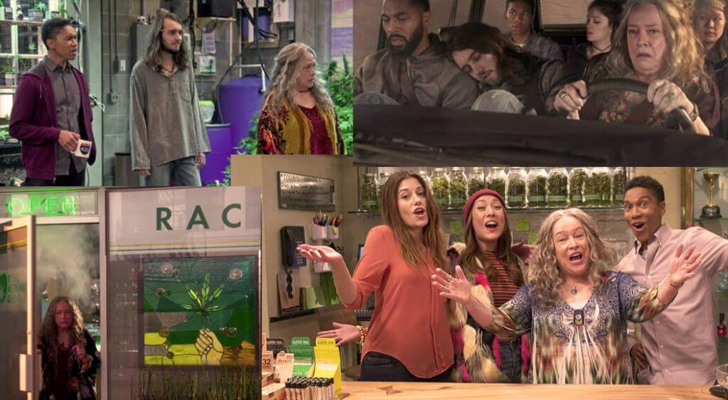 Netflix Disjointed
