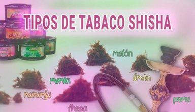 tabaco para SHISHA