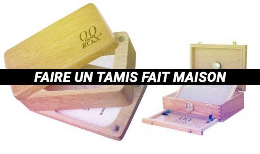COMMENT FAIRE UN TAMIS POUR LES EXTRACTIONS DE HASCHISH ET DE KIFF
