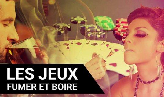 JEUX POUR FUMER  DE LA MARIJUANA ET BOIRE EN COUPLE.