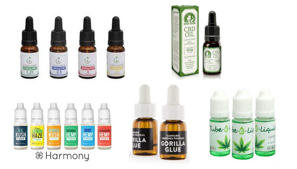 E-Liquids CBD