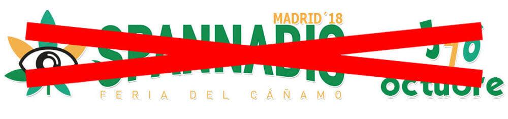 spannabis madrid cancelada