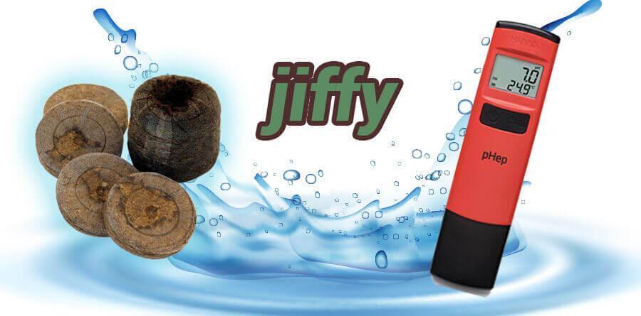 Jiffy y PH