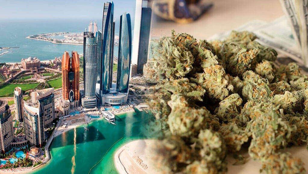 Emirados Árabes Unidos Cannabis