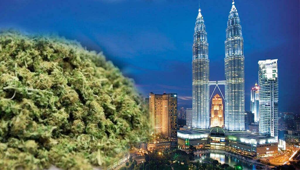 Malásia e Cannabis