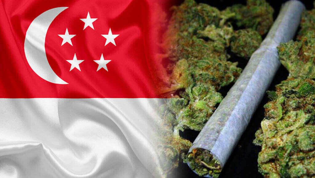 singapour marihuana