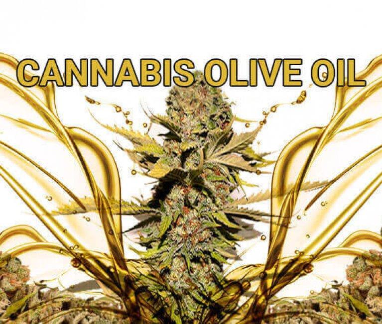 Cannabis Olive Oil