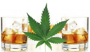 Alcohol de marihuana