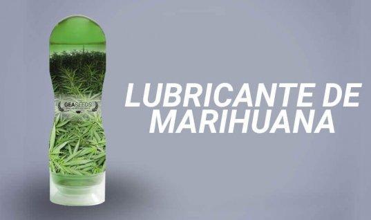 Lubricante de marihuana