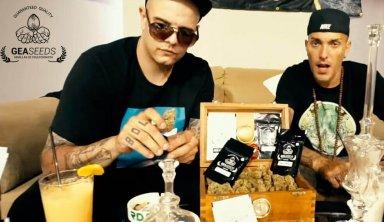"""""""I SMOKE MARIJUANA"""" KINKY BWOY & EL BOLA"""