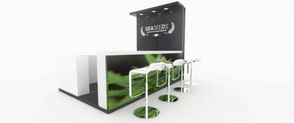 Expositor Gea Seeds Expomedeweed