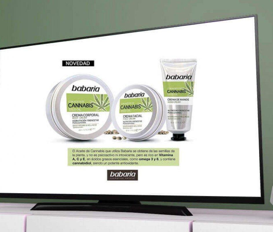 Babaria en tv