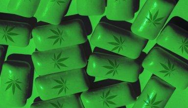 chicles marihuana