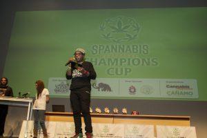 charla en spannabis