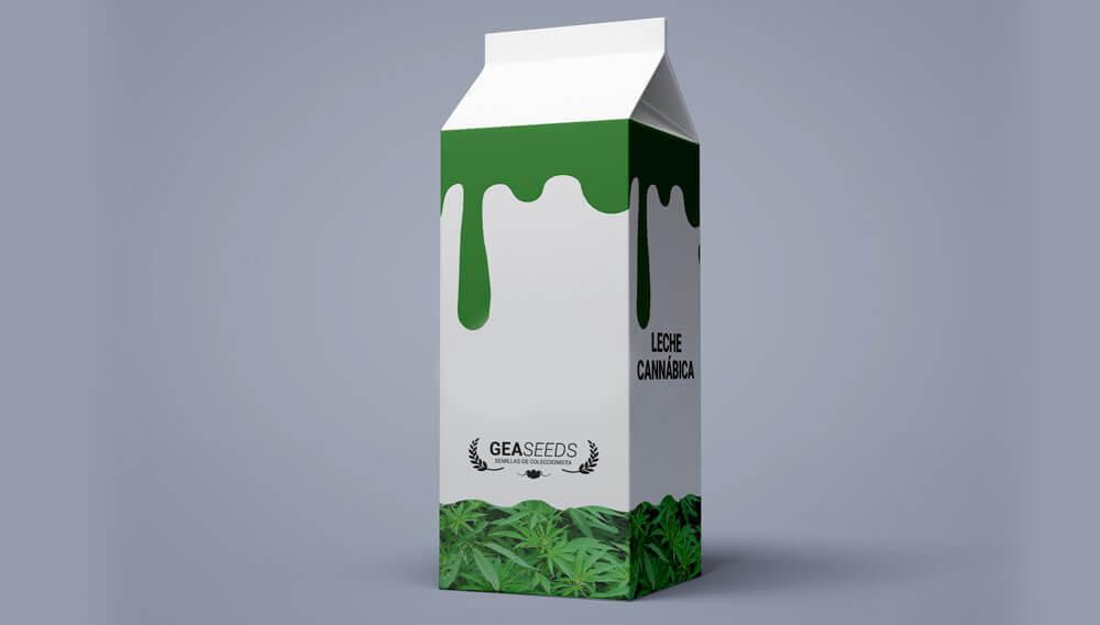 leche cannabis