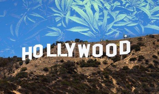 hollywood y la marihuana