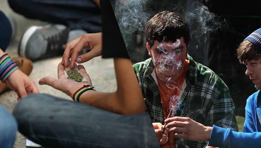fumar en compañia