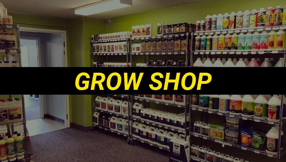 grow shop