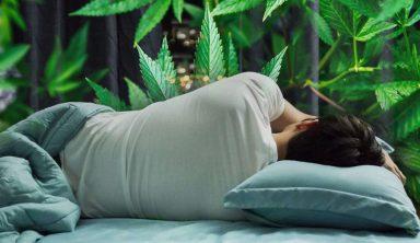 marihuana y dormir