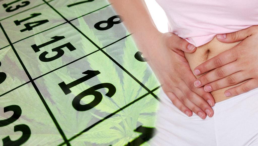 Marihuana en la menstruación