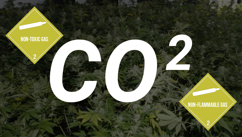 non-flammable and non-toxic co2