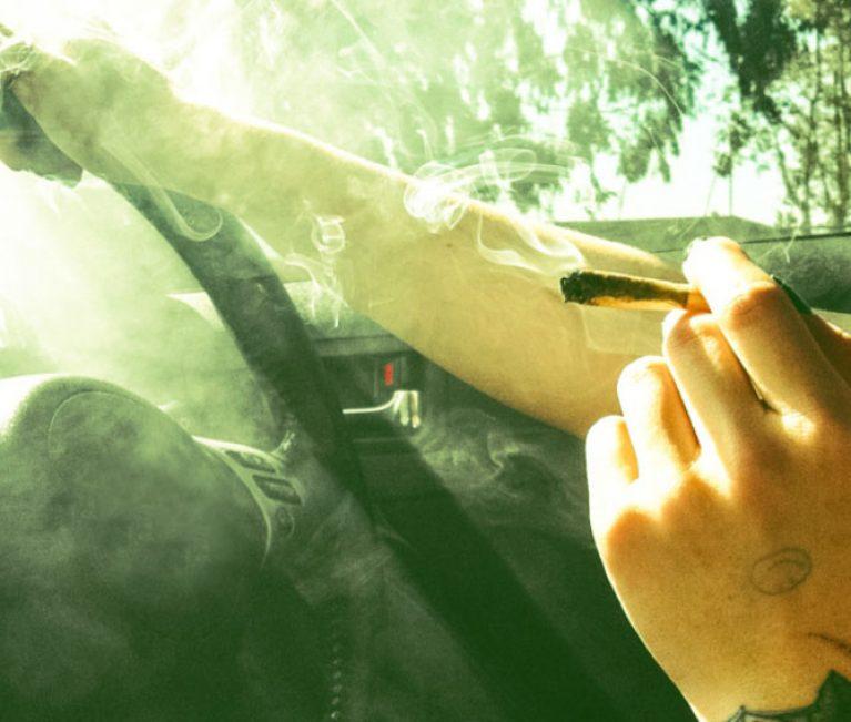 conducir con marihuana