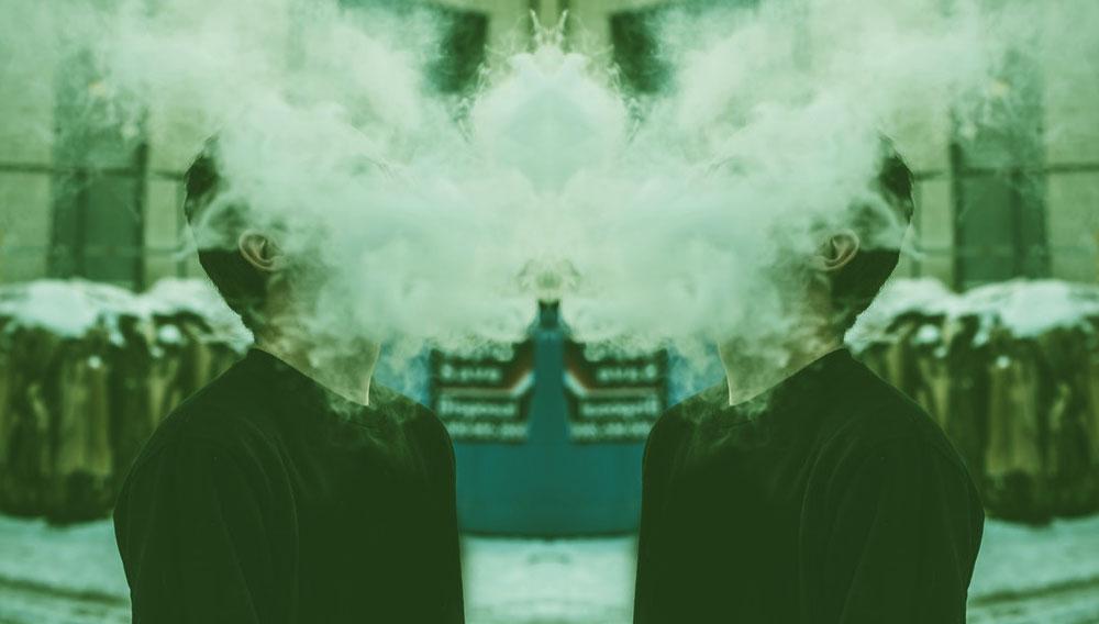 humo marihuana
