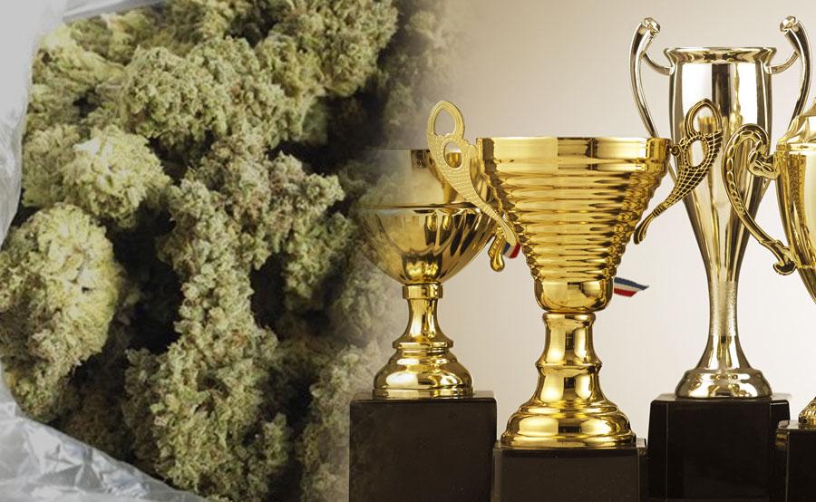 award marijuana