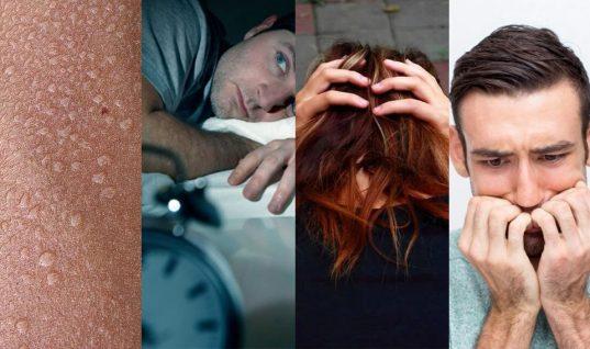 sintomas abstinencia