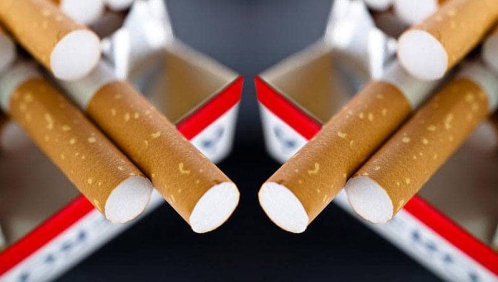 tabaco cajetilla