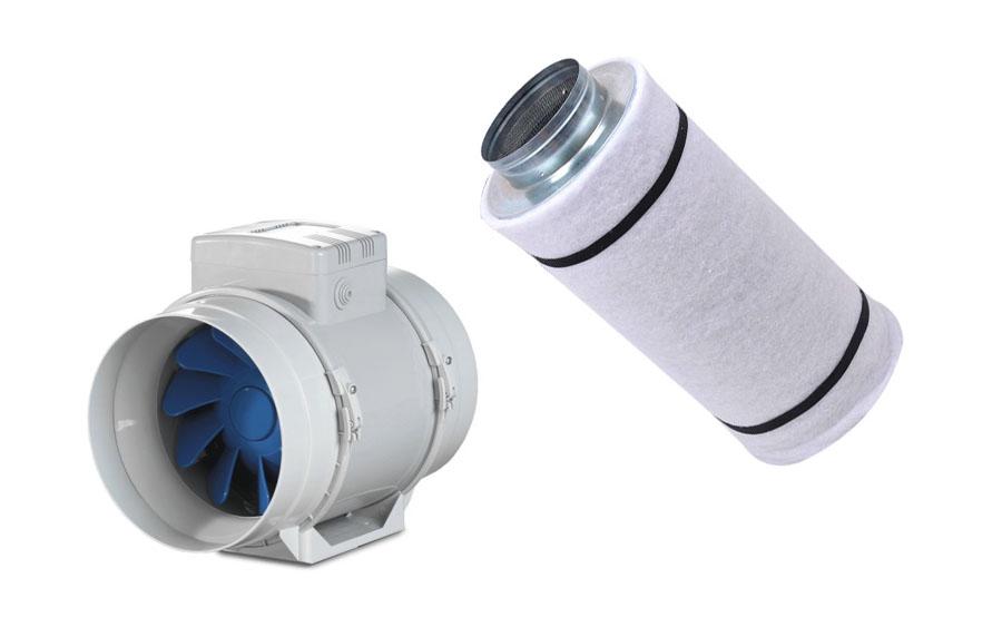 extractor y filtro