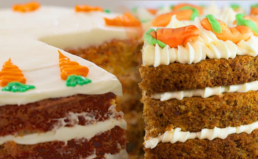 tarta de zanahoria con marihuana