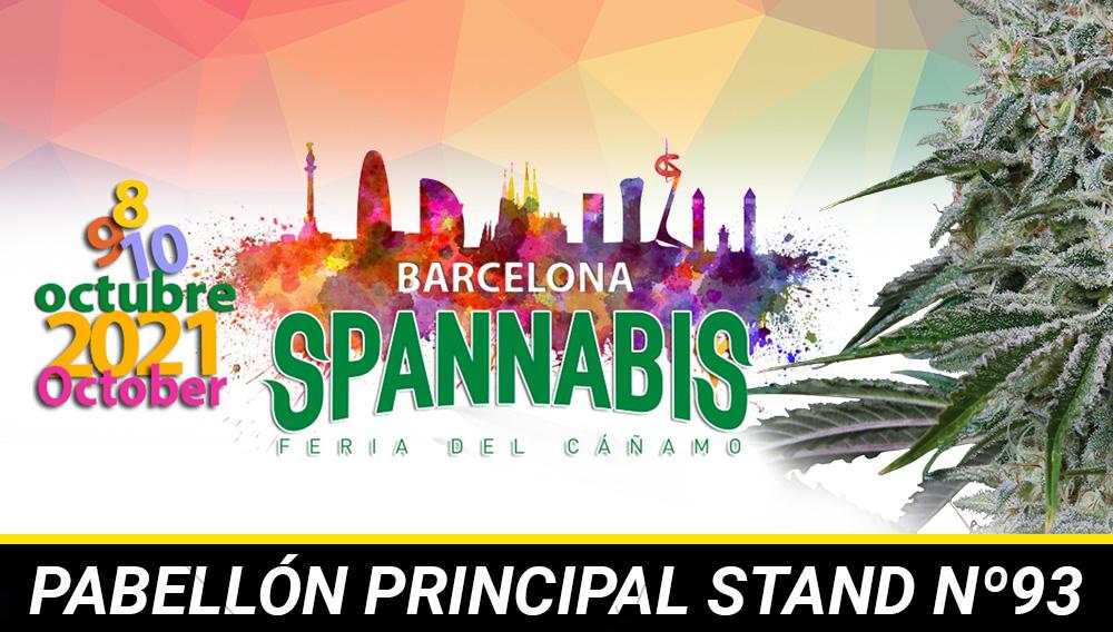 Spannabis Barcelona 2021